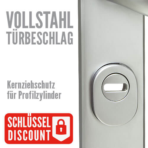 vollstahl t r schutzbeschlag 72mm g nstig schl ssel discount shop. Black Bedroom Furniture Sets. Home Design Ideas