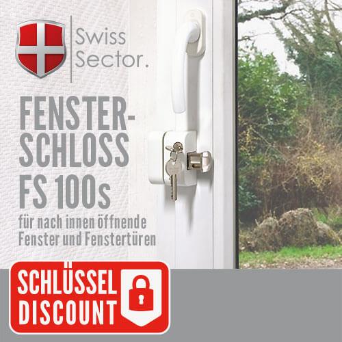 fensterschloss swiss sector fs 100 g nstig schl ssel discount shop. Black Bedroom Furniture Sets. Home Design Ideas