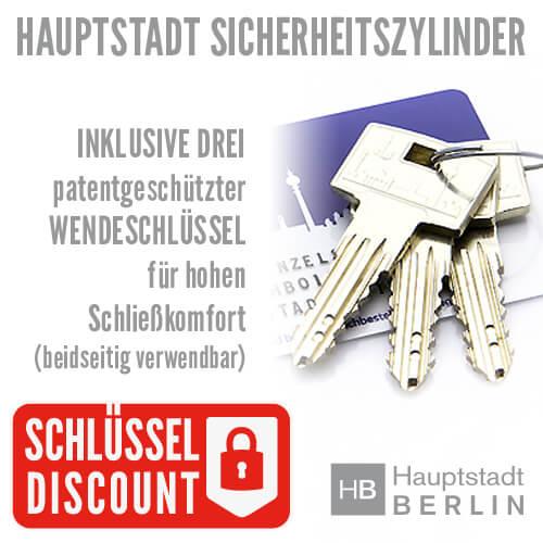 Hb Schliesszylinder Mit Sicherungskarte Made In Germany Ngf