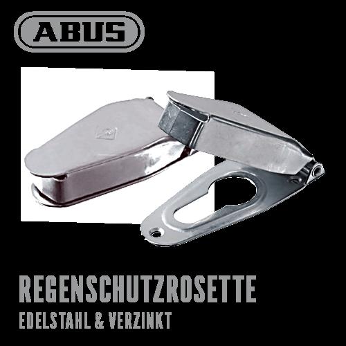abus regenschutzrosette g nstig schl ssel discount shop. Black Bedroom Furniture Sets. Home Design Ideas