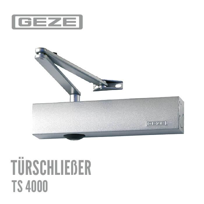GEZE GEZE TS4000 T/ürschlie/ßer