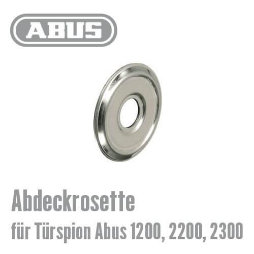 Sehr Abdeckrosette für ABUS Türspion günstig - Schlüssel Discount Shop QJ73