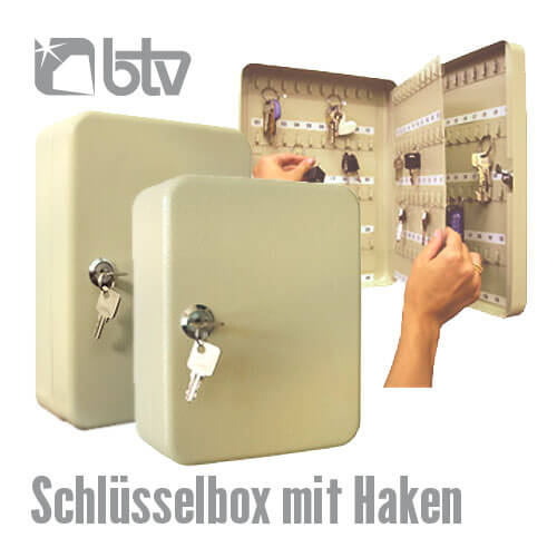 schl sselbox mit haken g nstig schl ssel discount shop. Black Bedroom Furniture Sets. Home Design Ideas