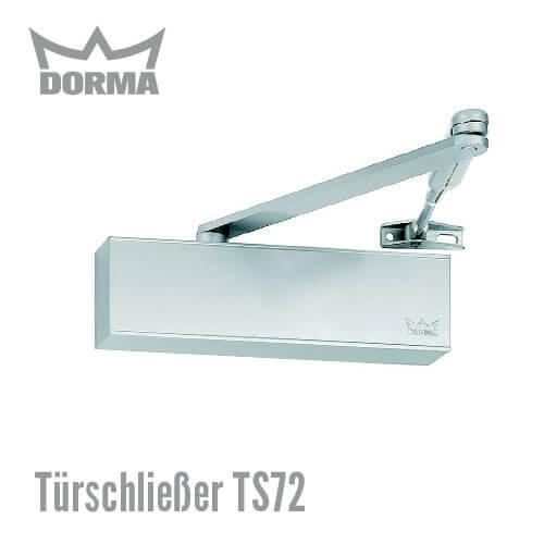 dorma t rschlie er ts 72 mit gest nge f r fl gelbreite bis 110cm. Black Bedroom Furniture Sets. Home Design Ideas