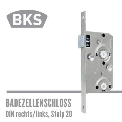 Bad/WC 20-55/78 falz eckig günstig - Schlüssel Discount Shop