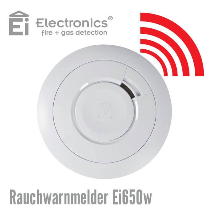 Rauchwarnmelder Ei650W günstig - Schlüssel Discount Shop