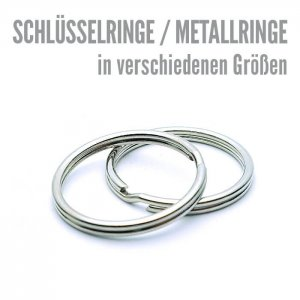 metallringe-schluesselringe