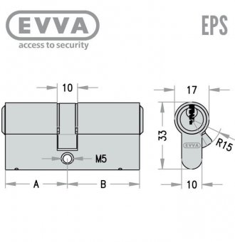 doppelzylinder-evva-eps5