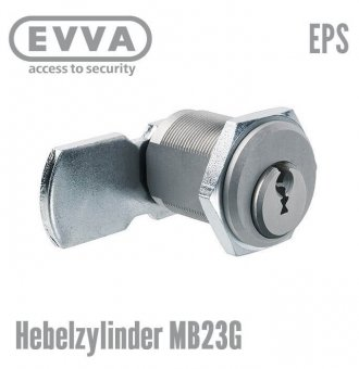 evva-eps-hebelzylinder-mb23g