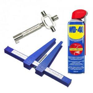 Werkzeuge & Pflegemittel