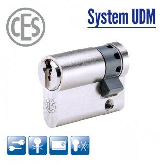CES-UDM-Halbzylinder