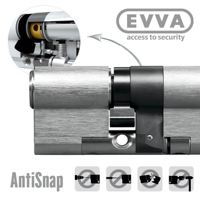 evva mcs schlie zylinder mit sicherungskarte magnet code. Black Bedroom Furniture Sets. Home Design Ideas