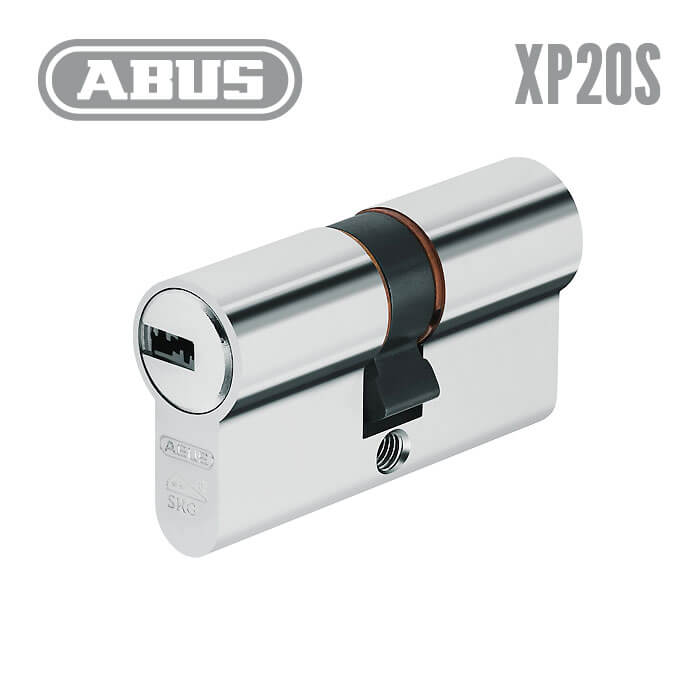 Abus Xp20s Schliesszylinder Mit Sicherungskarte Gunstig