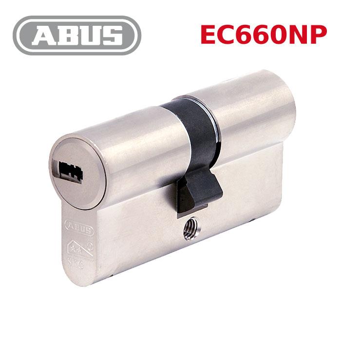ABUS EC660 Doppelzylinder Schließzylinder 30//40mm mit 3 bis 10 Schlüssel SKG**