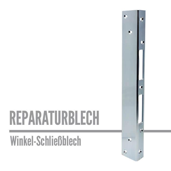 Reparatur-Schließblech 40x300mm günstig - Schlüssel Discount Shop