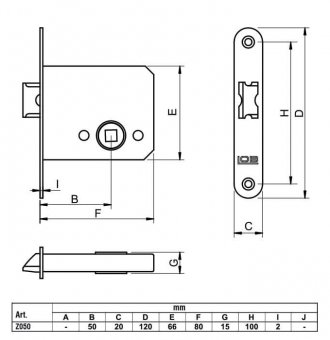 Lob-Z050-Fallenschloss