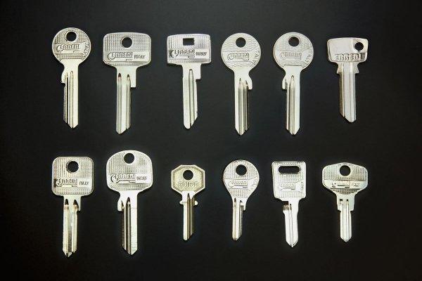 Normalprofil Schlüssel