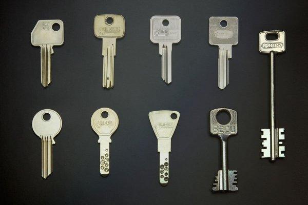 Spezialprofil Schlüssel
